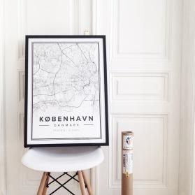 Copenhagen nr 3 Mapiful